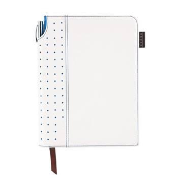 Записная книжка Cross AC236-6M с ручкой (белая)250страниц
