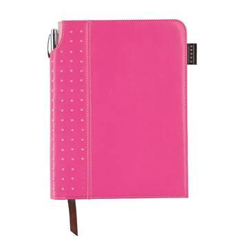 Записная книжка Cross AC236-3M с ручкой (розовая) 250страниц