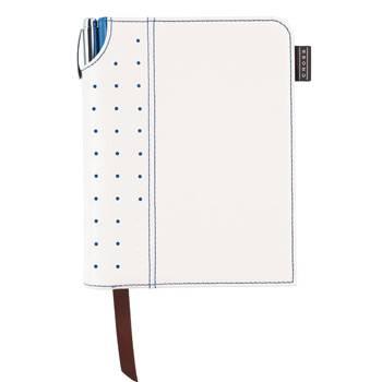 Записная книжка Cross AC236-6S с ручкой (белая)250страниц