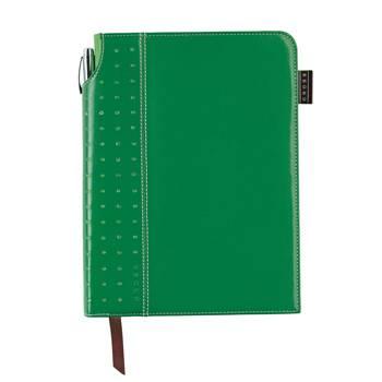 Записная книжка Cross AC236-4M с ручкой (зеленая)250страниц