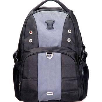 Рюкзак Swisswin SW9002 black/grey
