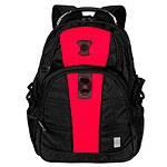 Рюкзак Swisswin SW9601 black/red
