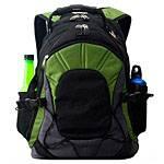 Рюкзак Swisswin SW9663 black/green