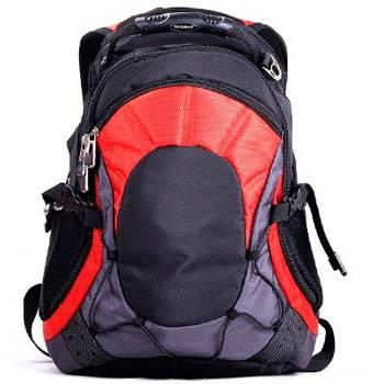 Рюкзак Swisswin SW9663 black/orange