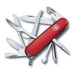 Нож Victorinox 1.4713 Fieldmaster офицерский, 91мм, красный