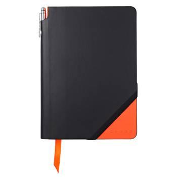 Записная книжка Cross AC273-1M Jot Zone оранжевый Medium 160стр с ручкой