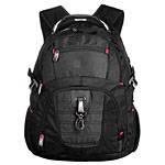Рюкзак Swisswin SW8112 черный