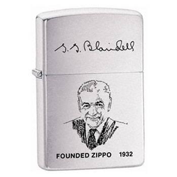 Зажигалка Zippo 200FL G. Blaisdell