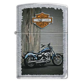Зажигалка Zippo 207 Harley Bikes