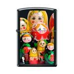 "Зажигалка""ZIPPO"" 218 Matroshka Doll"