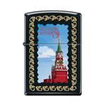 Зажигалка Zippo 218 Moscow Kremlin Framed