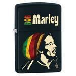 Зажигалка Zippo 28426 Bob Marley Black Matte