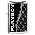 "Зажигалка""ZIPPO"" 28429 Playboy High Polish Chrome"