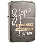 """Зажигалка""""ZIPPO"""" 28534 Original 1941 Replica Black Ice"""