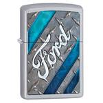 "Зажигалка""ZIPPO"" 28626 Ford Satin Chrome"