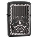 Зажигалка Zippo 28678 Winged Skulls