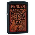 Зажигалка Zippo 28733 Fender Black Matte