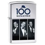 Зажигалка Zippo 28960 Frank Sinatra High Polish Chrome