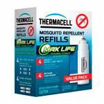 Набор запасной ThermaCELL  Long Life Refill MR L4 ( 4 баллона + 4 таблетки)