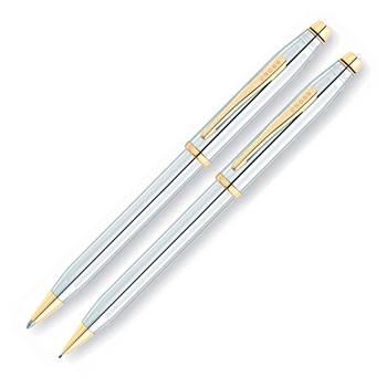 Набор Cross Century II Classic шариковая ручки и карандаш 0,7мм (330105WG)