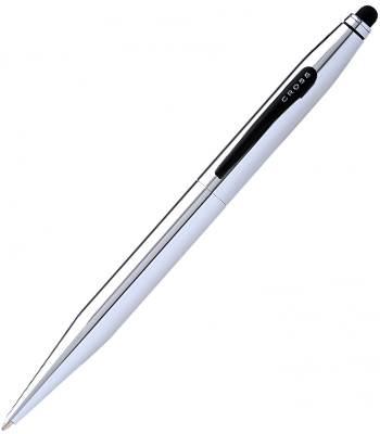 Шариковая ручка Cross Tech2 AT0652-2 со стилусом 6мм