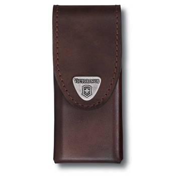 Чехол на ремень Victorinox (для мультитула SwissTool Spirit Plus) 4.0832.L (кожаный, коричневый)