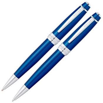 Набор Cross Bailey AT0451-12 шариковая ручка и механический карандаш 0.7мм
