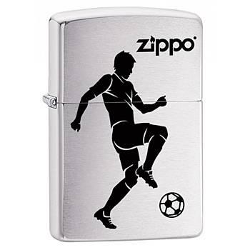 Зажигалка Zippo 29201 Soccer Player