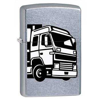 Зажигалка Zippo 29226 European Truck