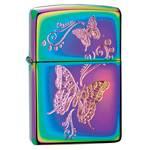 """Зажигалка""""ZIPPO"""" 28442 Butterflies Spectrum"""
