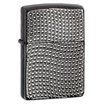 "Зажигалка""ZIPPO"" 28544 Cross Wave Armor Black Ice"