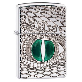 Зажигалка Zippo 28807 Dragon Eye Armor