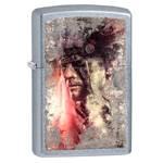 Зажигалка Zippo 28868 Native American Street Chrome