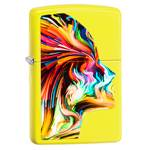 Зажигалка Zippo 29083 Neon Yellow