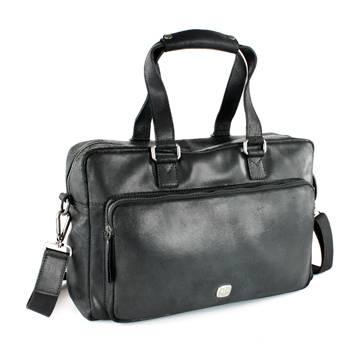 """Кожаный потрфель Wenger W31-04 """"CLOUDY"""", коричневый, кожа, 40х27х12 см"""