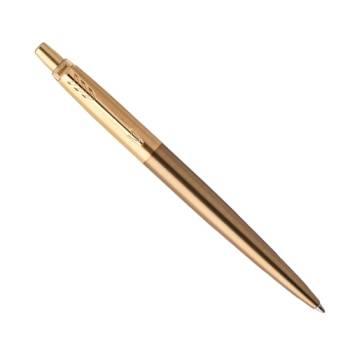 Parker Jotter Premium 2017 West End Gold Brushed Gold шариковая ручка 1953203