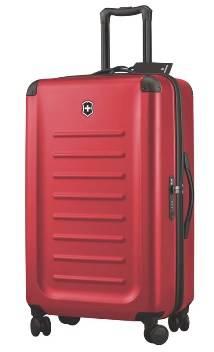 Чемодан Victorinox 31318503 Spectra™ Dual-Access 2.0, красный, поликарбонат Bayer, 47x27x75 см, 70 л