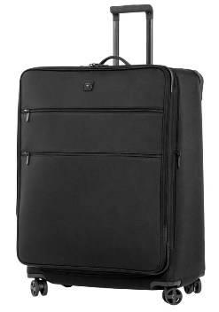 Чемодан Victorinox 32340801 Lexicon™ Dual-Caster, чёрный, баллистич. нейлон TourMax,56x34x76 см,154л