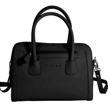 Женская сумка Cross AC981171 кожа, цвет чёрный, 24 x 10 x 17 см