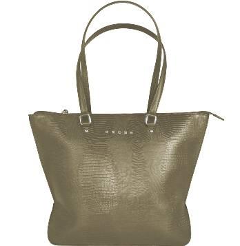 Женская сумка Cross AC987013-3 кожа, цвет терракотовый, 42 x 16 x 29 см