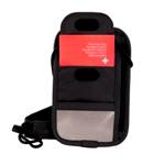 Кошелёк на шею VICTORINOX Lifestyle Accessories 4.0 Boarding Pouch 31172101 чёрн,полиэстер,13x1x20см
