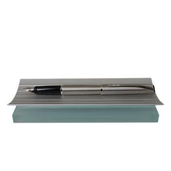Перьевая ручка Parker Sonnet St. Steel CT, 2005г., новая, ориг. коробка, арт.P3