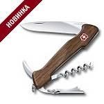 Нож Victorinox Wine Master (арт. 0.9701.63, 130мм 6 функций, рукоять ореховое дерево)