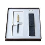 Parker Jotter Premium 2017 Bond Street Black GT шариковая ручка 1953202 в подарочной коробке