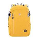 """Сумка Wenger 3555247416 жёлтый, с отделением для ноутбука 18,5"""",  31x20x47 см, 29 л"""