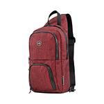 Рюкзак Wenger 605030 с одним плечевым ремнем, бордовый 19x12x33см, 8 л