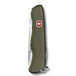 Нож Victorinox 0.8353.4 Picknicker 111мм, зелёный
